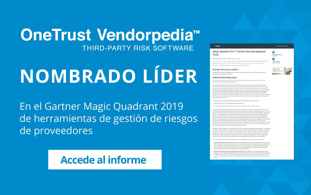 Gartner Magic Quadrant 2019