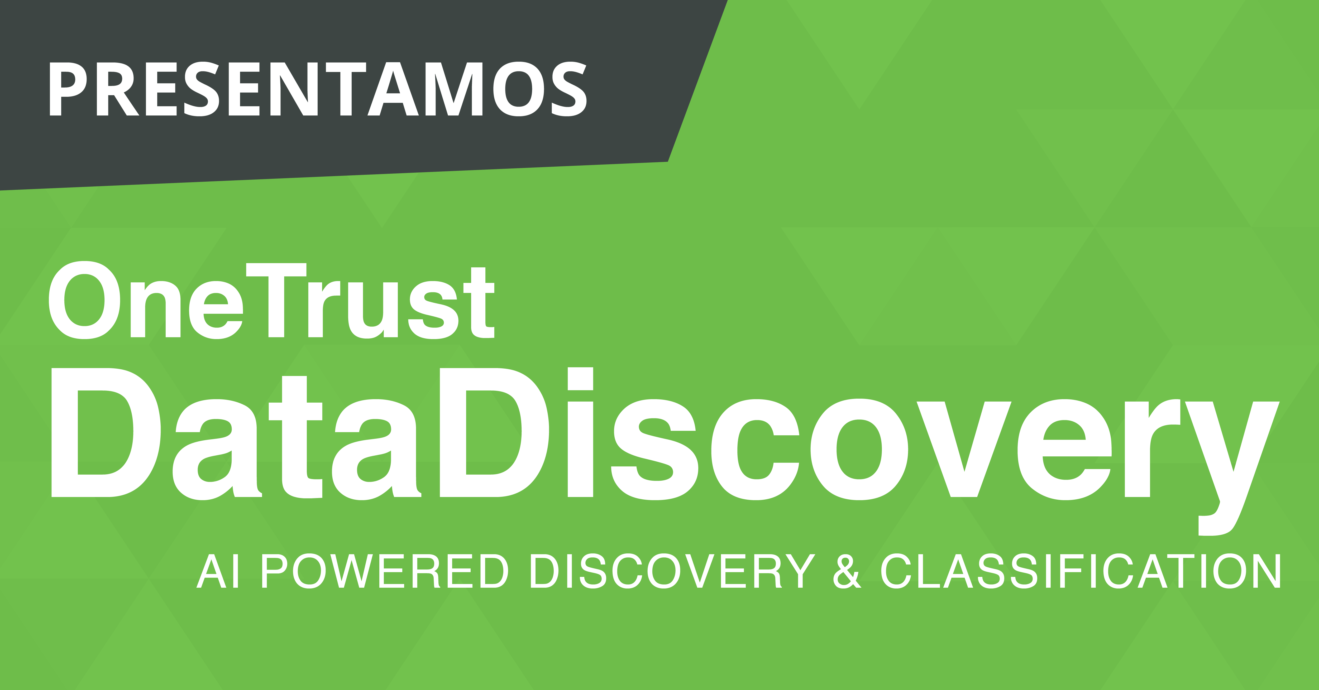 Lanzamiento OneTrust DataDiscovery