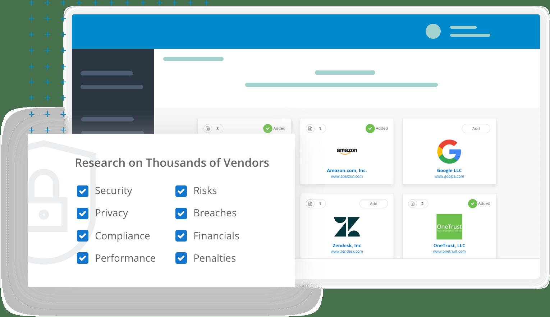 Vendorpedia pantallazo main