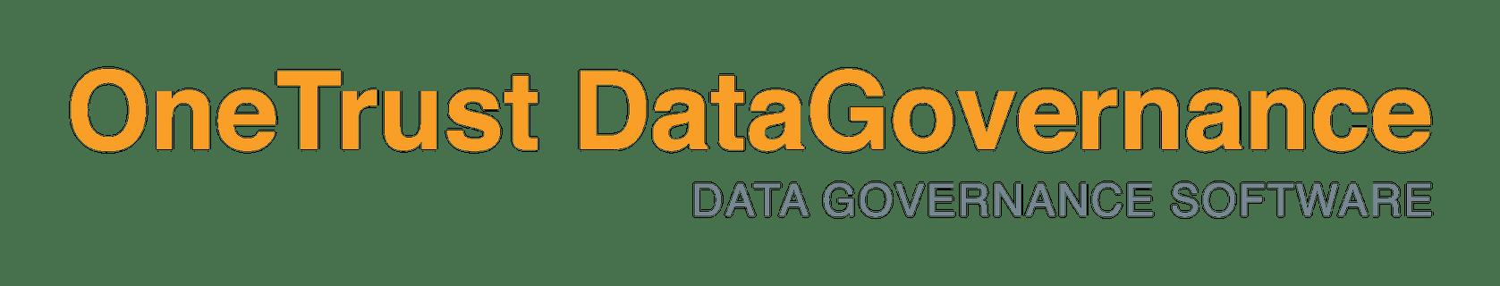 Onetrust DataGovernance gobernanza de datos