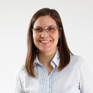 La imagen del perfil del ponente Ruth Benito.