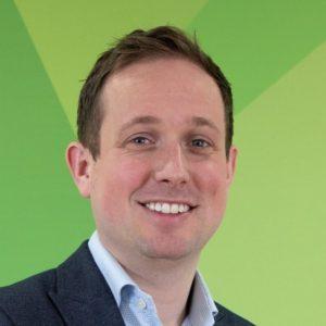 La imagen del perfil del ponente David Longford.